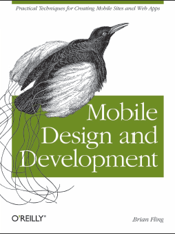 <<Mobile Design and Development>>读书笔记1
